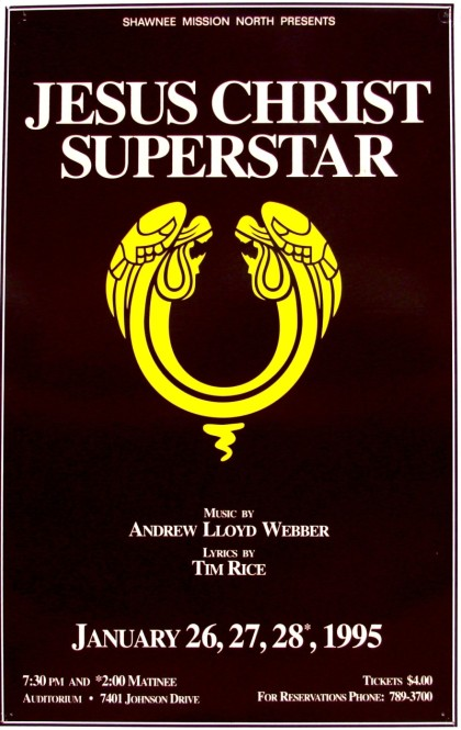 1994-1995b Jesus Christ Superstar